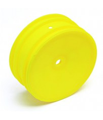 BUGGY FRONT WHEEL HEX YELLOW(B4.2/B5/B5M/B6/B6D)