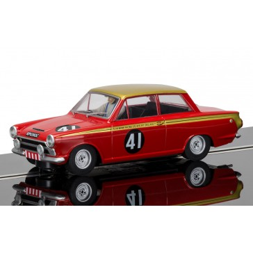 FORD CORTINA (ALAN MANN RACING)