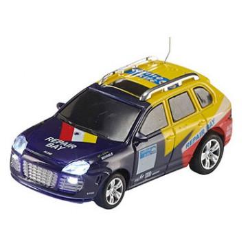 Mini RC Car - Van blue/yellow