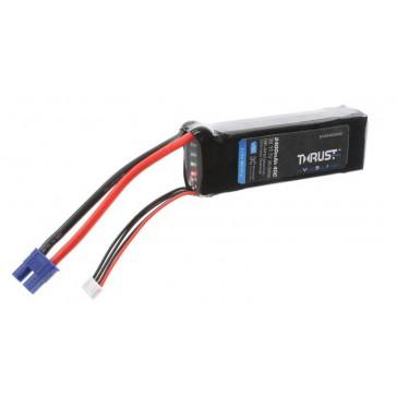 Thrust VSI 11.1V 2400mAh 3S 40C LiPo Battery