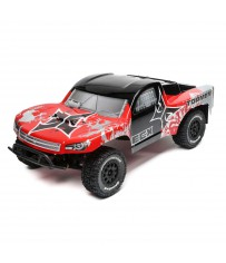 1/10 2wd Torment SCT BD, Lipo: Red/Silver RTR INT