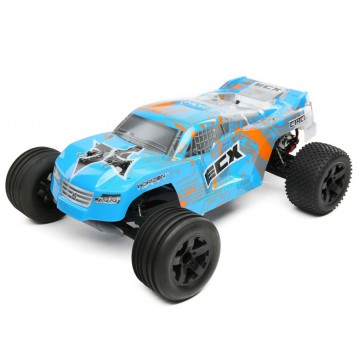 1/10 2wd Circuit Brushed, Lipo: Blue/Org RTR INT