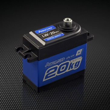 LW-20MG DIGITAL WATERPROOF STANDARD SPORT SERVO