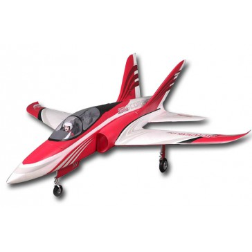 Jet 90mm EDF Super Scorpion Red PNP kit