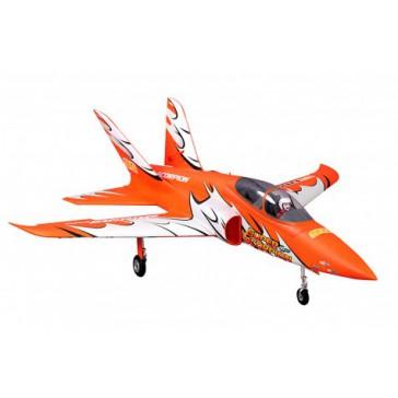 Jet 90mm EDF Super Scorpion Orange PNP kit