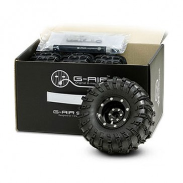 2.2 G-AIR SYSTEM WHEELS TYRES & PUMP (SET OF 4)