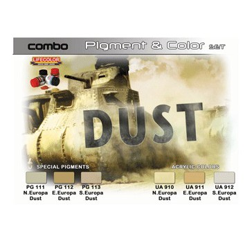 Combo Pigment & Color Dust