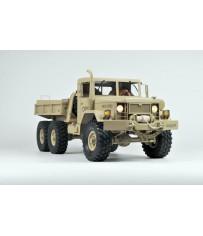 Crawling kit - HC6 1/10 6x6 Truck