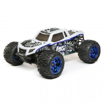 LST 3XL-E: 1/8th 4wd Monster Truck RTR