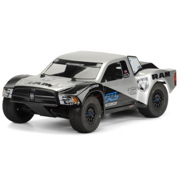 RAM 2500 CLEAR BODY PRO-2 SC/SLASH/4X4/SC10/BLITZ