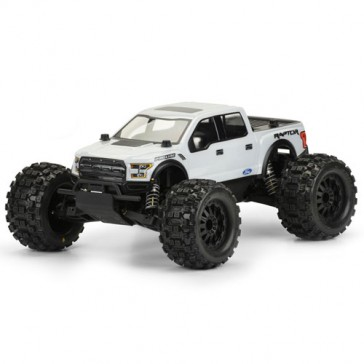 2017 FORD F-150 RAPTOR CLEAR BODY FOR PRO-MT