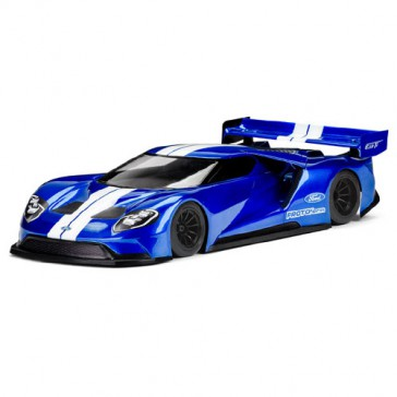 FORD GT' 200MM PAN CAR GT REGULAR CLEAR BODY