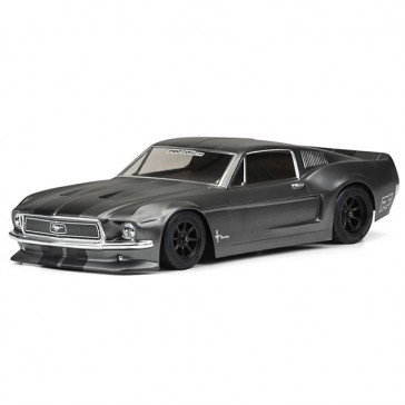1968 FORD MUSTANG VTA 200mm CLEAR SHELL