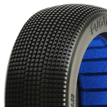 FUGITIVE LITE' M3 SOF 1/8 BUGGY TYRES W/CLOSED CELL