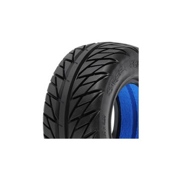 STREET FIGHTER' SC TYRES W/CLOSED CELL INSERTS