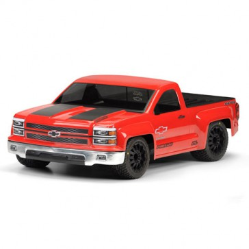 CHEVY SILVERADO PRO- TOURING CLEAR BODY SHORT COURS