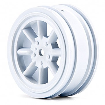 FRONT WHEELS WHITE (26MM) FOR VTA CLASS