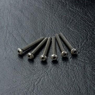 Round head screw M2X16 (6)