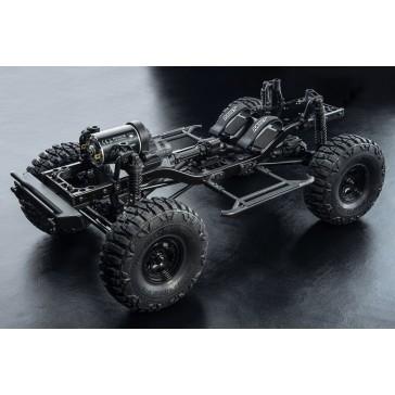 CFX-W 1/8 4WD High Performance Crawler car kit