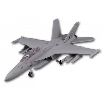 Jet 70mm EDF F/A-18F Super hornet Grey PNP kit