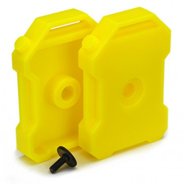 Fuel canisters (yellow) (2) 3X8 FCS (1)