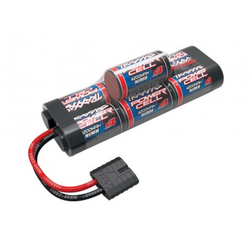 Battery, Series 4 Power Cell (NiMH, 7-C hump, 8.4V) ID