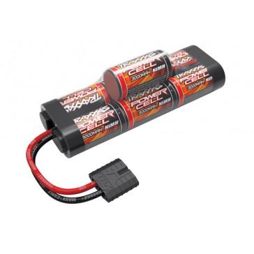 Battery, Power Cell, 3000mAh (NiMH, 7-C hump, 8.4V) ID