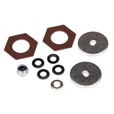 Rebuild kit, slipper clutch (steel disc (2)/ friction insert
