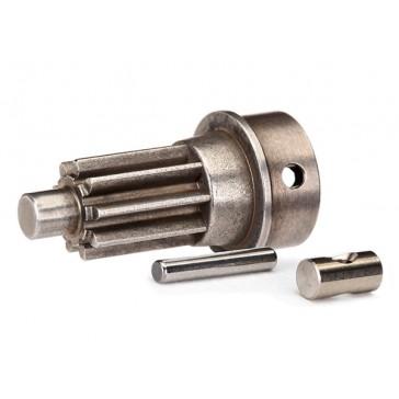 Portal drive input gear, front/ drive pin/ cross pin