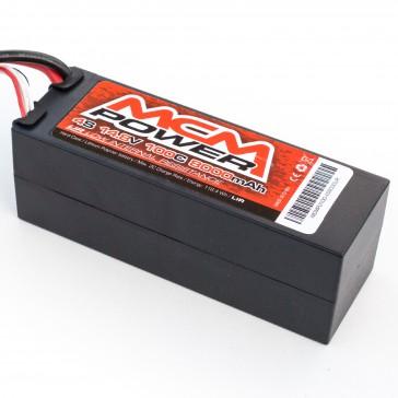 Hard case 100C 8000mha 4S 14,8V LIR (Low Internal Resistance)