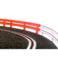 Track Borders & Barriers