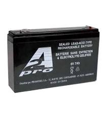 Loodbatterijen