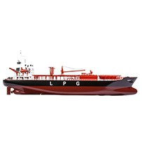 Commercial ships