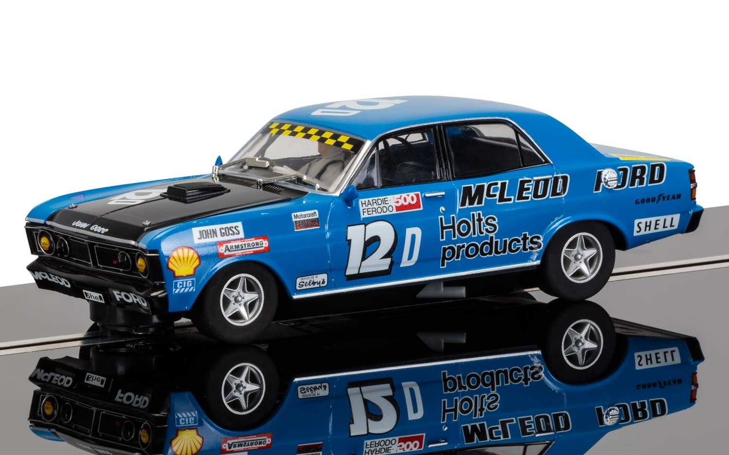 Scalextric New Product Legends Ford Xy Gt Ho Falcon