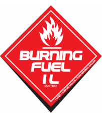 Burning Fuel