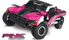 In Store Promotion : 1 Traxxas SLASH Pink Edition bought = 1 FREE Body !