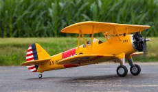 New E-Flite Product : PT-17 1.1m BNF Basic with AS3X or PNP Kit