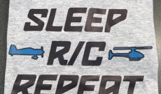 MCM T-Shirt : Eat Sleep RC Repeat