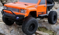 New ECX Product : Barrage Scaler 4WD 1:24 RTR