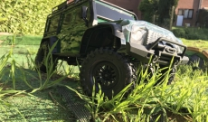 TRAXXAS TRX-4 Forest Green Limited Edition