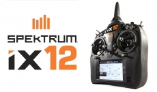 New Spektrum Product : Spektrum iX12 Intelligent 12 channel radio