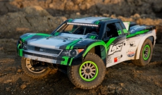 New Losi Product : Super Baja Rey 1/6th Trophy Truck