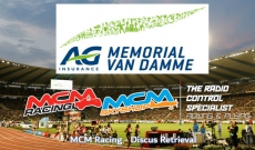 Memorial Van Damme 2018 - Discus Retrieval Team