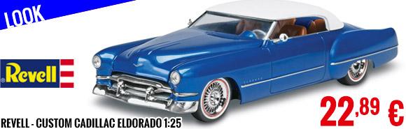 Look - Revell - Custom Cadillac Eldorado 1:25