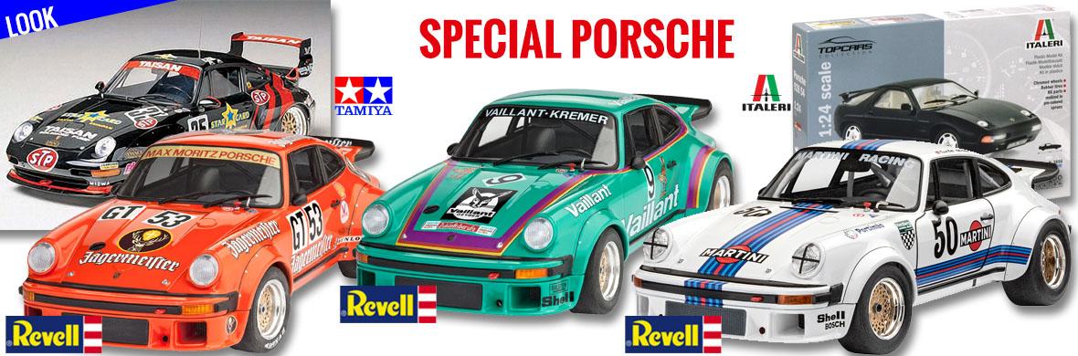 Look - Spécial Porsche