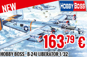 New - Hobby Boss - B-24J Liberator 1/32