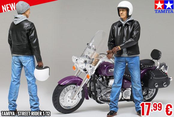 New - Tamiya - Street Rider 1/12