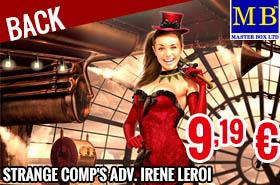 New - Master Box - Strange Comp's adv. Irene Leroi 1/24