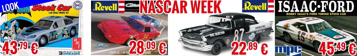 Look - MCM Diorama NASCAR WEEK !