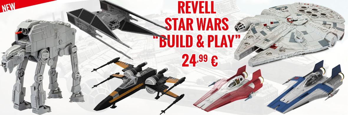 New - Revell Star Wars